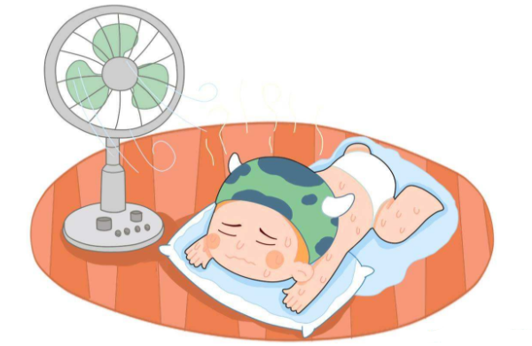 古草世家:夏天开风扇睡觉,当心咳嗽不止!