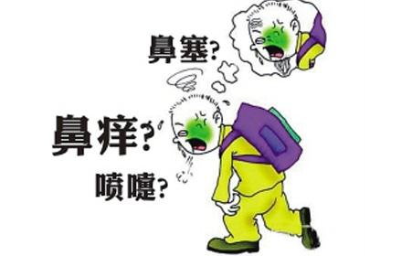 鼻炎相关问题:当心让鼻炎变成中耳炎!