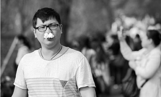 常年过敏性鼻炎患者