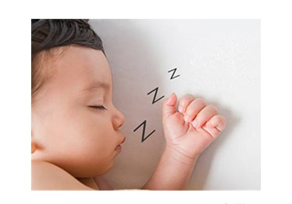 宝宝睡觉打呼噜