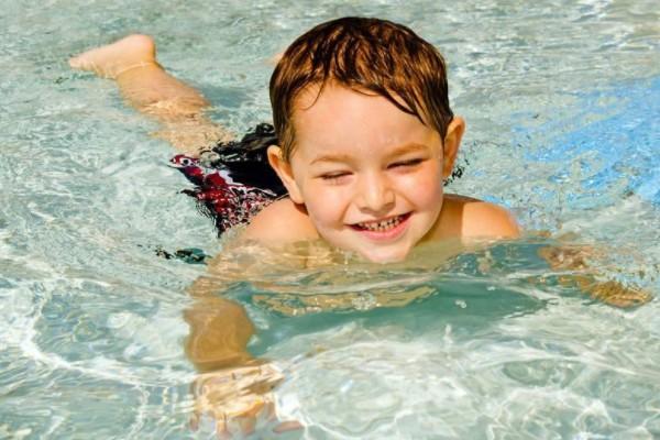 游泳不当,容易导致急慢性中耳炎
