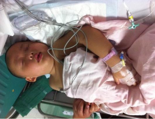 """分享9岁孩子因""""腺样体肥大手术""""在耳鼻喉科住院过程(实录)"""
