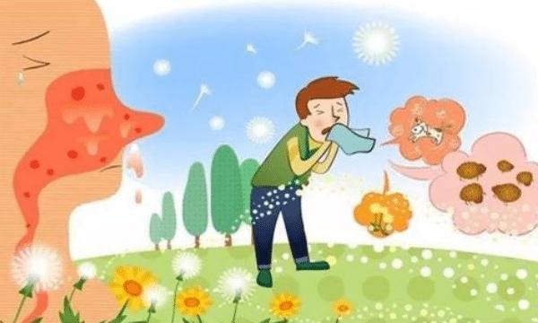 引起过敏性鼻炎的病因