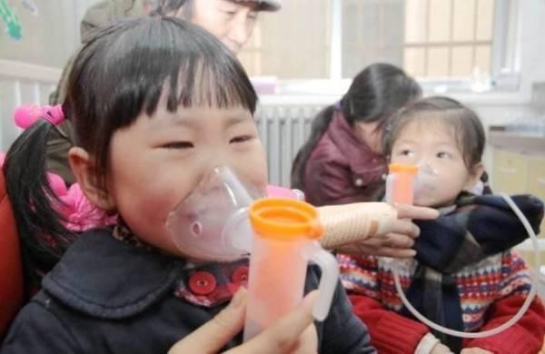 支气管哮喘患儿