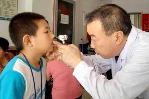 过敏性鼻炎检查