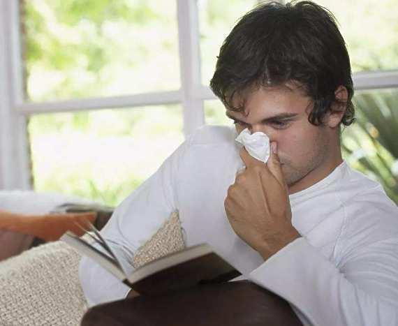 过敏性鼻炎说明体质差